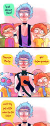 Be careful with Mortys by Dianfleur