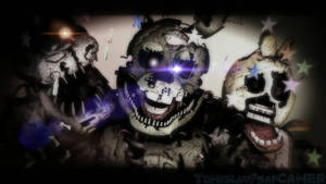 [SFM/FFPS/FNAF] - Five Nights at Freddy's 666 by TommyFnaf