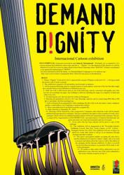 Demand Dignity by Alvarossantos