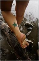 Star-fishing by Forsaken-Princess