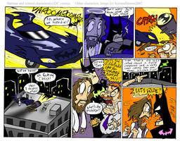 Batman and Jesus pg 4 by BatmanandJesus