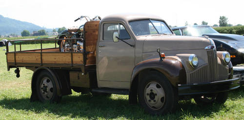 Studebaker Truck by T-R-F