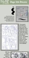 YUME Page 524 Process by rosalarian