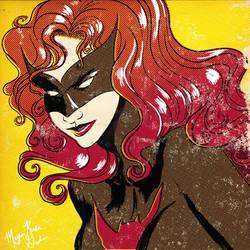 Batwoman by rosalarian