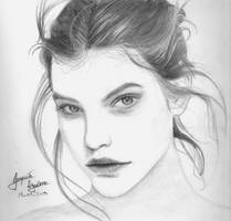 Barbara Palvin by j2ag