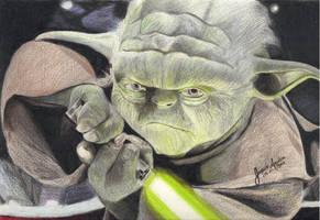 Maestro Yoda (Starwars) by j2ag