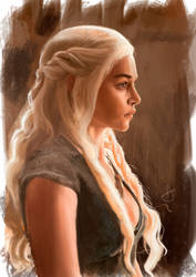 Daenerys by j2ag