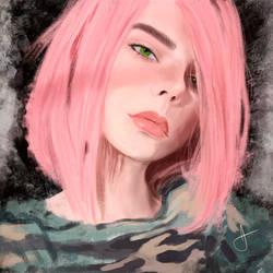 Colour Study by j2ag