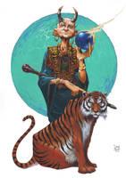 The Wizard of Wychmaze by Shiantu