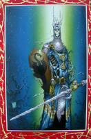 Witch King by Shiantu