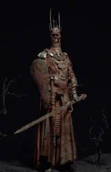 Witch King 3D model by Shiantu