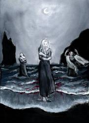 Blodbylgje by Lariethene