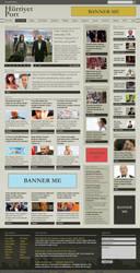 hurriyetport webface by umutavci