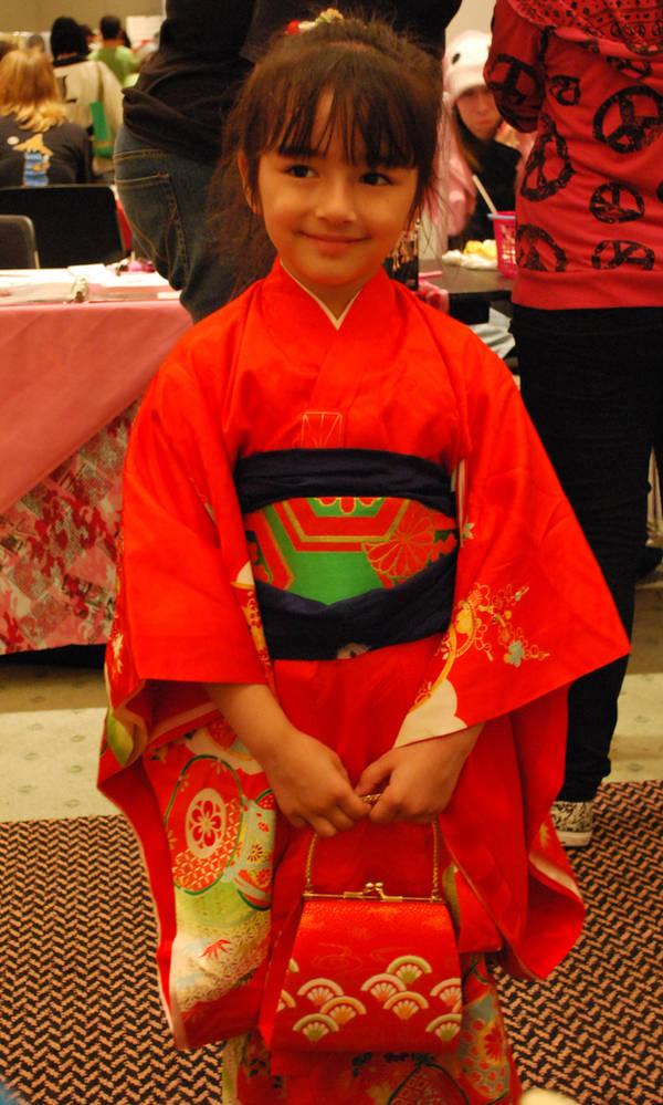 Cute Kid at AB 09 by Imasupermuteant