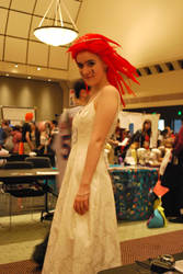 Princess Axel at AB 09 by Imasupermuteant