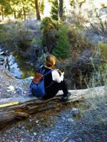 Enjoying Nature by AthenaIce