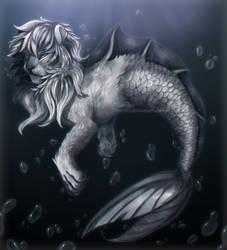 Merlion by Renciel