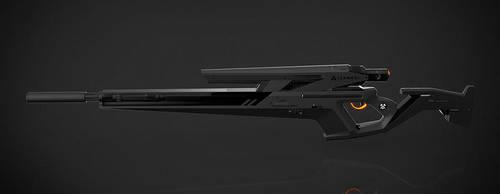 UT Sniper Rifle by Aberiu