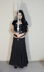 Stock - Gothic - Huntress Of The Underworld by Mahafsoun