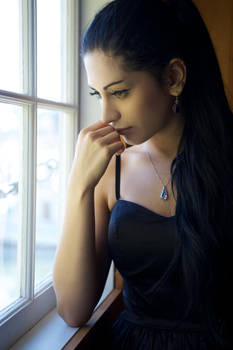 Thinking Of You by Mahafsoun