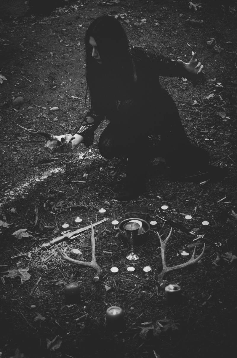 Occultus by Mahafsoun