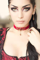 Stock - Gothic \ Fantasy - Nocturnal by Mahafsoun