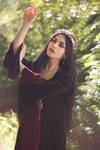 Forest Queen by Mahafsoun