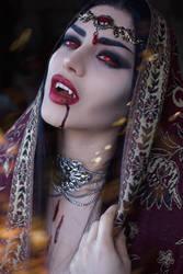 Pandora Untamed by Mahafsoun