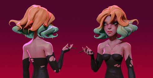 Melissa by ArtDoge