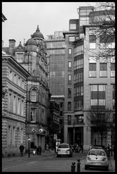 The Streets of Manchester by Andruw-Steal