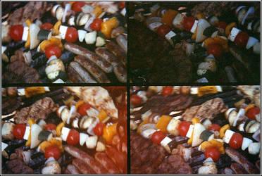 LOMO BBQ by Hank0r