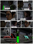 Resident Evil Metamorphosis - Ada Campaign P8 by cobaltbluebengal