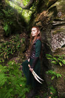 Tauriel (The Hobbit) by chapayka