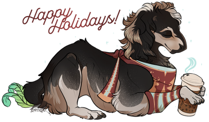[WoR] Happy Holidays! by Corvituus
