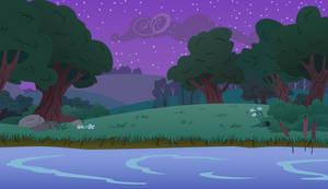 Night time version by MrHavre