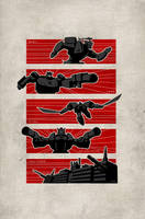All Hail Megatron TPB Vol 3 by trevhutch