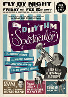 Rhythm Spectacular by trevhutch