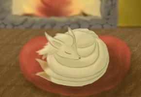 Pokemon Advent - Day 10 - Fire by Snowbound-Becca