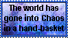Hand-Basket Chaos by GoddessCureMystic