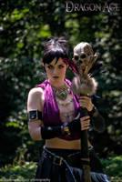 Witch of the Wilds by ferasha