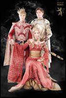 Family Portrait by ferasha