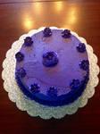 Eleven Violets by peachwookiee