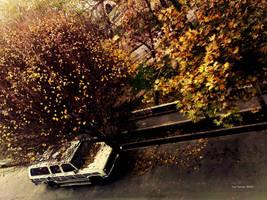 Autumn's Alley by Last-Savior