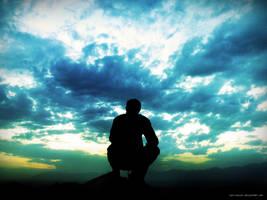 The Ocean Of Sky by Last-Savior
