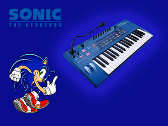 Sonic Synthesizers: Sonic by Mennomoog
