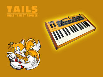 Sonic Synthesizers: Tails by Mennomoog