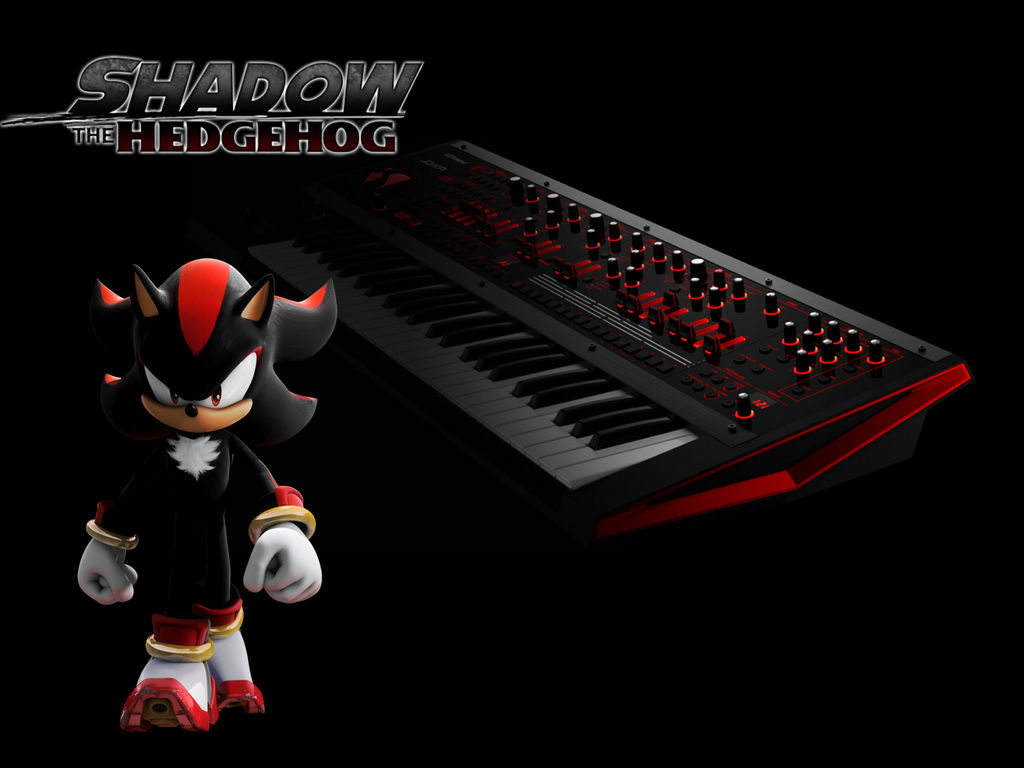 Sonic Synthesizers: Shadow by Mennomoog