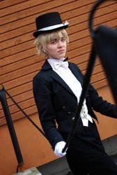 Gentlemanish pride by Rianka