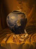 Vase by artsplice