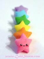 Rainbow Stars by The-Cute-Storm